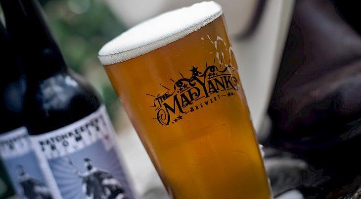 Mad Yank Brewery