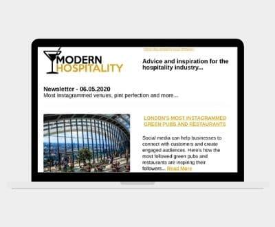 Modern Hospitality Newsletter