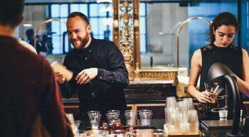 Upselling in bars