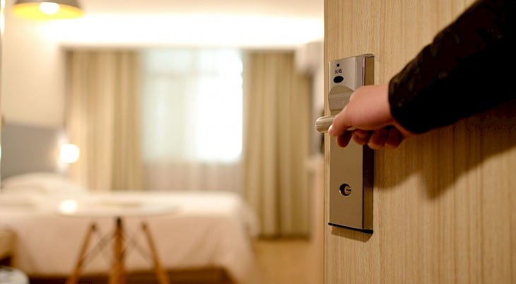 Hotel Guest Technology