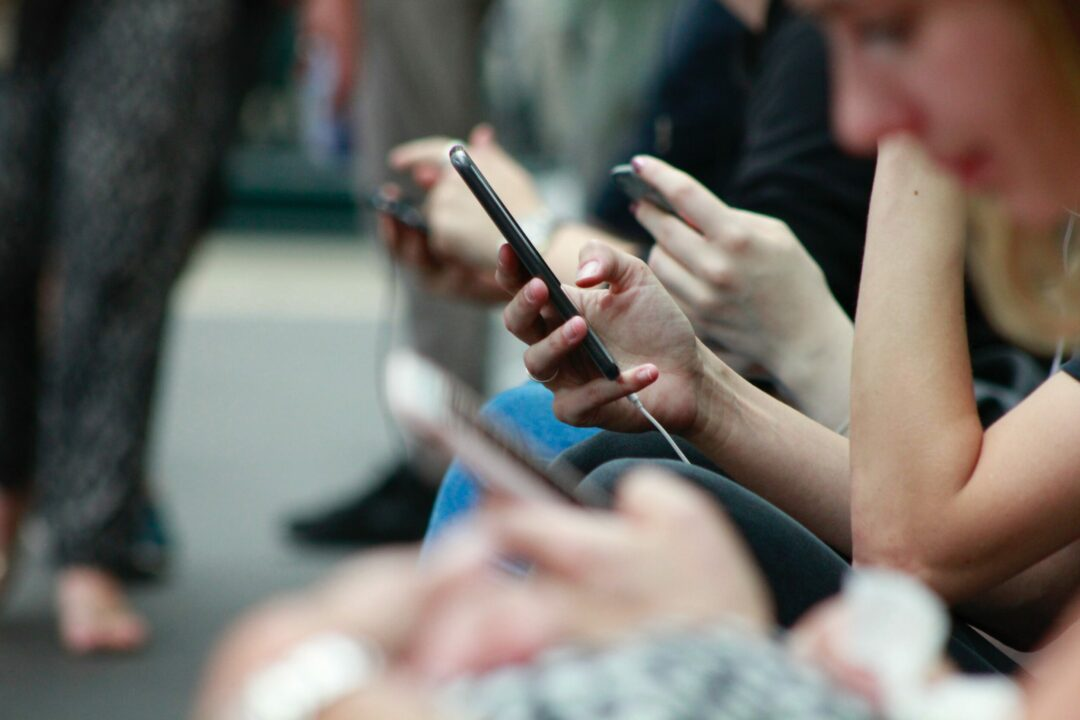Age verification technology on phone